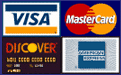 Synergy Blends accepts Visa, MasterCard, Discover, American Express Credit Cards.