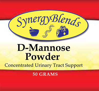D Mannose power, Urinary Tract Support by Synergy Blends